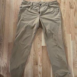 Lulu lemon pants waste 40